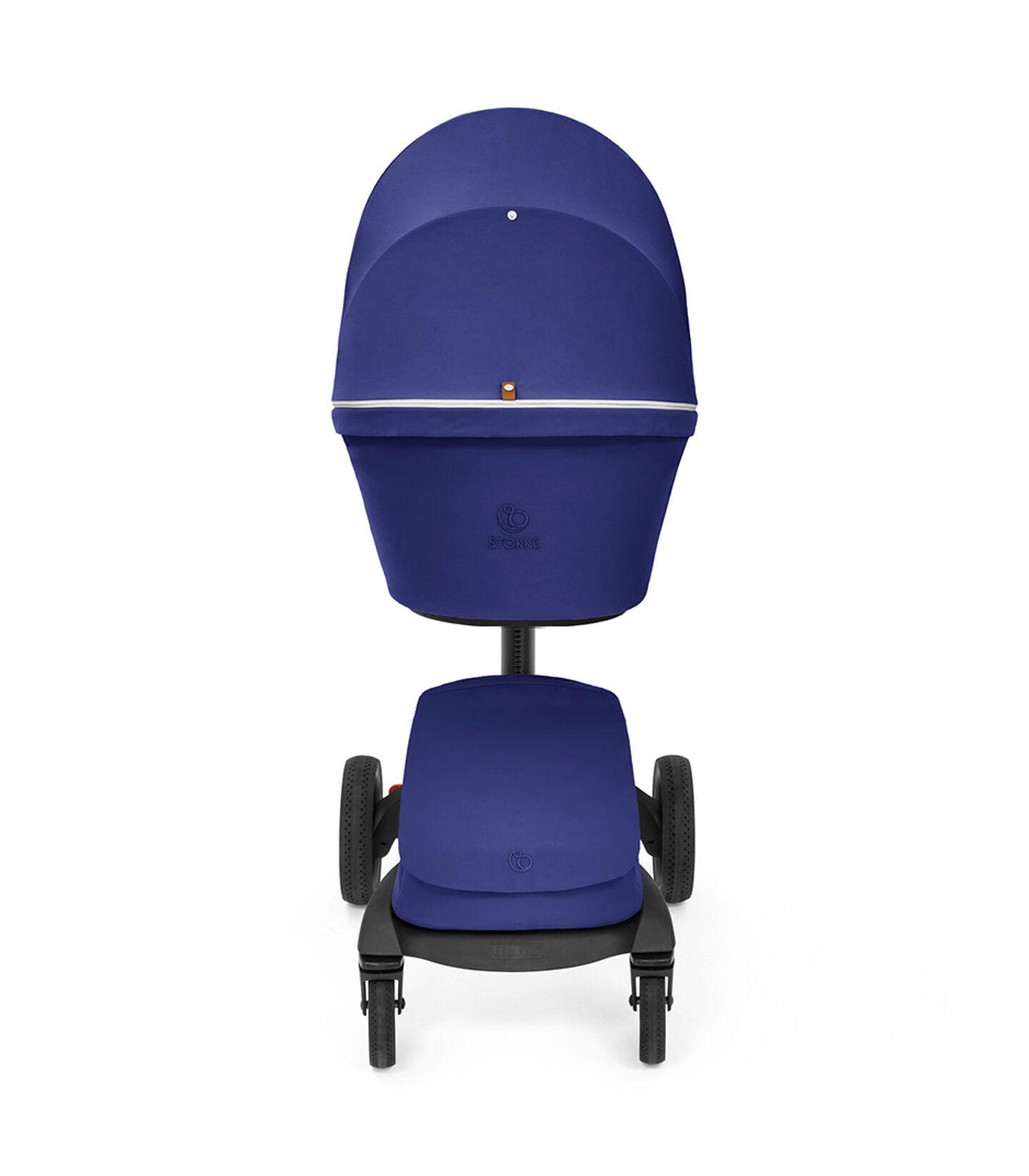 Gondola Stokke® Xplory® X Królewski niebieski, Królewski niebieski, mainview view 4