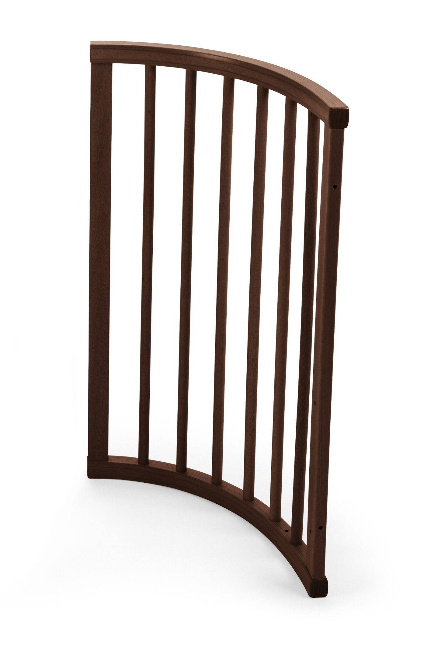 Spare part. 115001 Sleepi end section right Walnut.