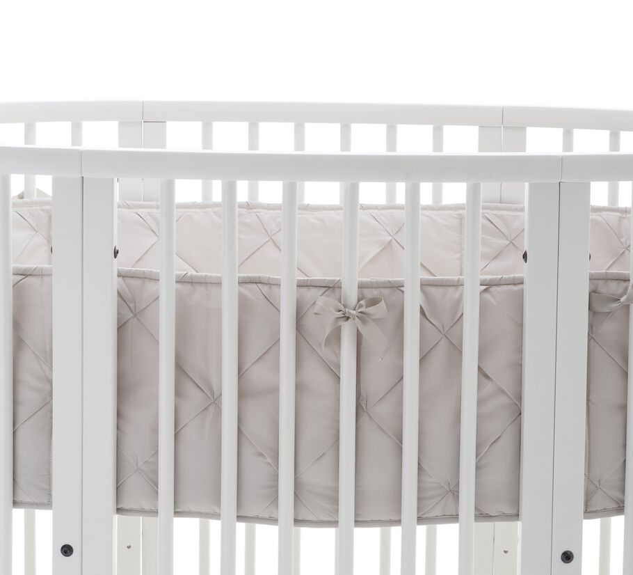 Stokke Sleepi Bed Bumper, Classic Beige