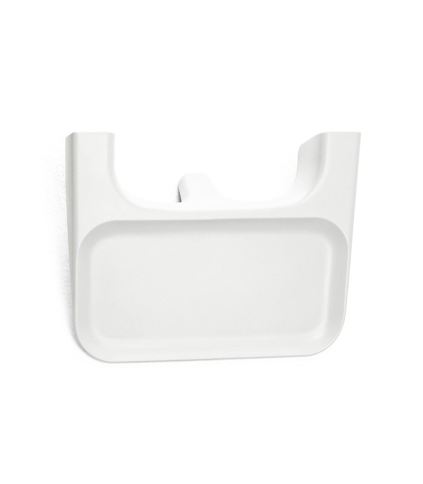 Stokke® Clikk™ Tray White, White, mainview view 1