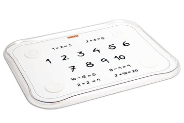 Stokke® Table Top, Numbers template.