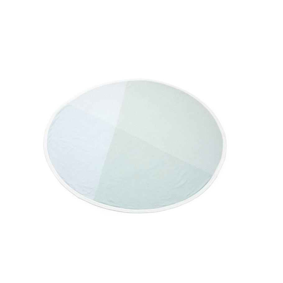 Stokke® Strickdecke aus Baumwolle, Mint, mainview