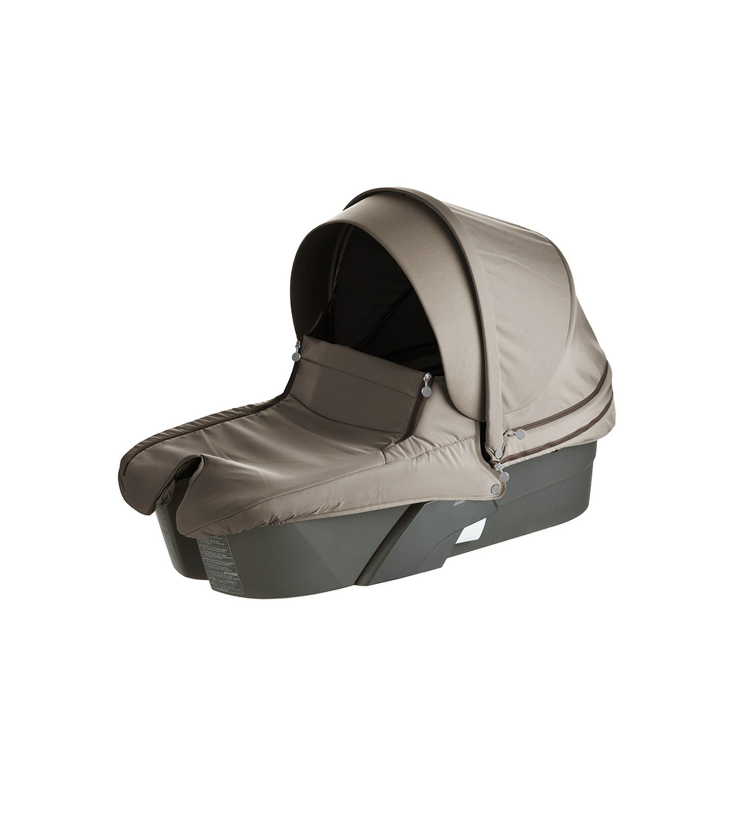Stokke® Xplory® Carry Cot, Brown.