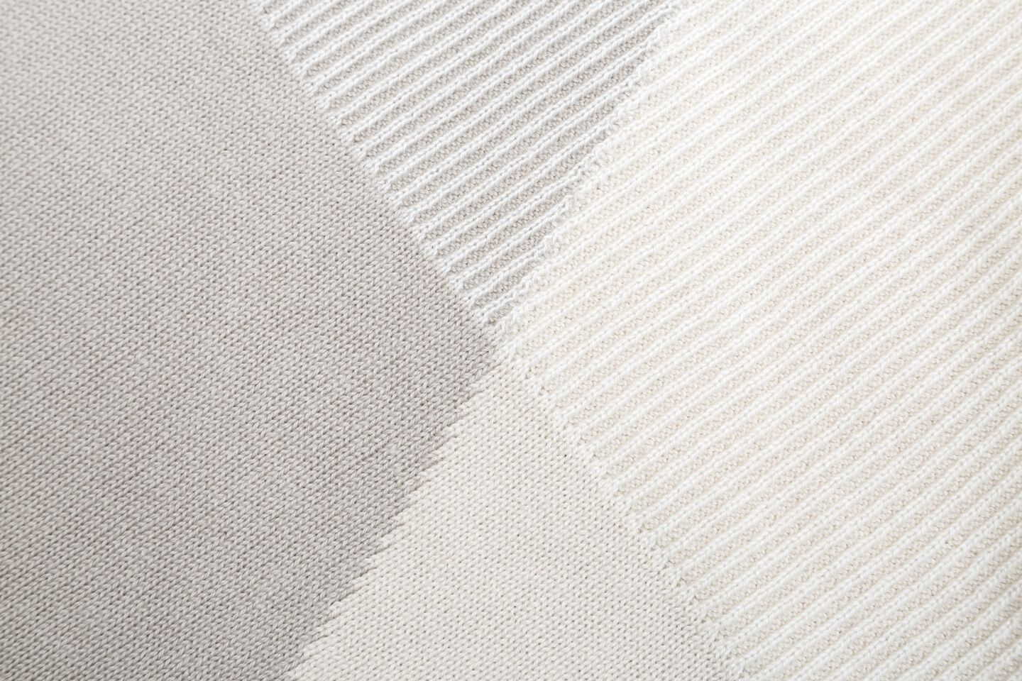 Stokke® Textiles Cotton Knit, Beige. Detail