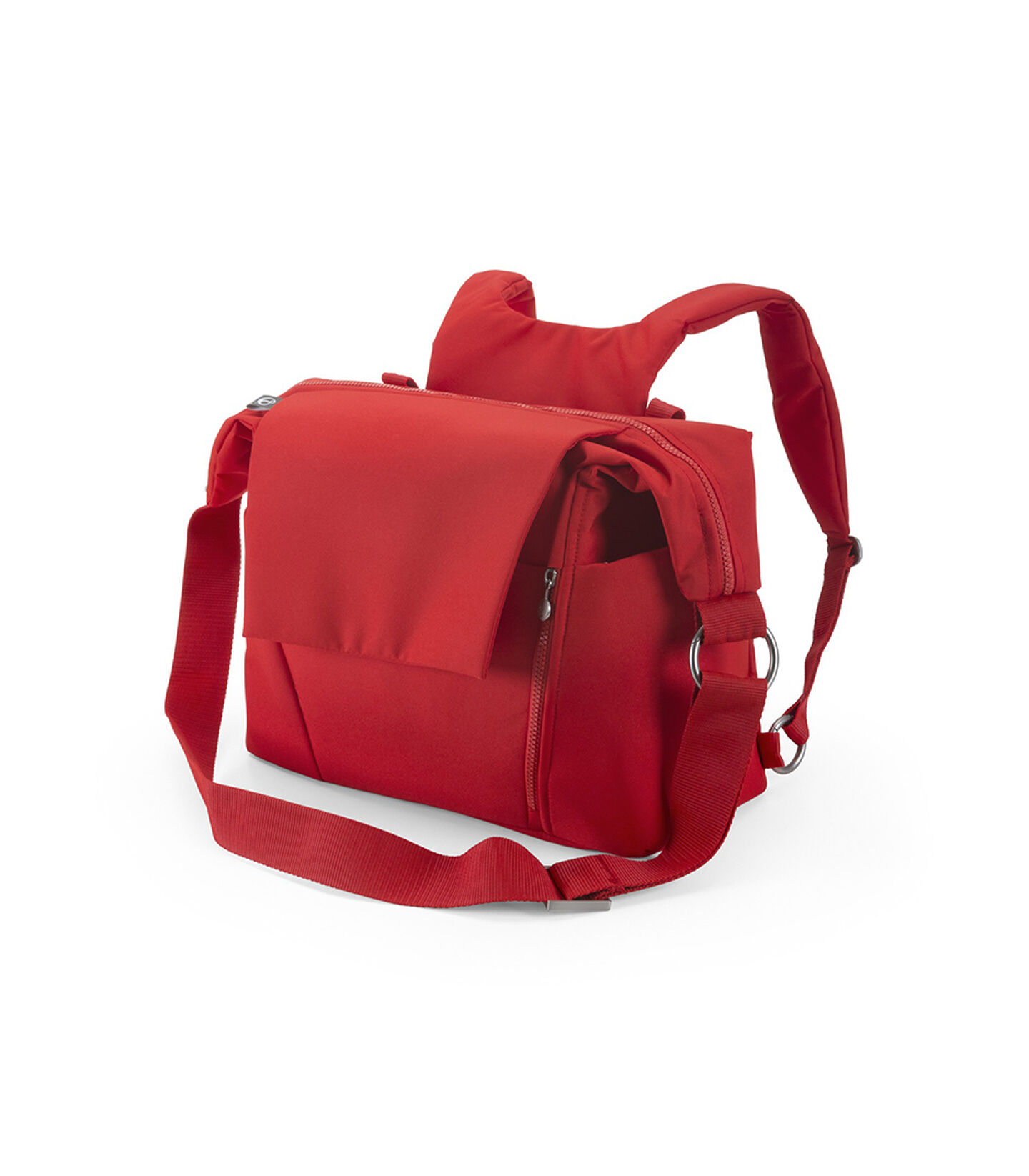 Stokke® Stroller Changing Bag, Red.