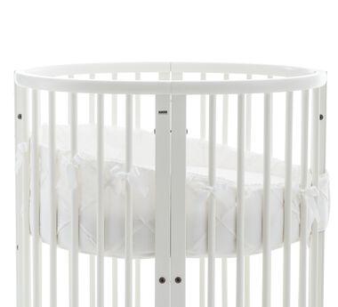 Stokke® Sleepi™ Mini Bumper, Classic White