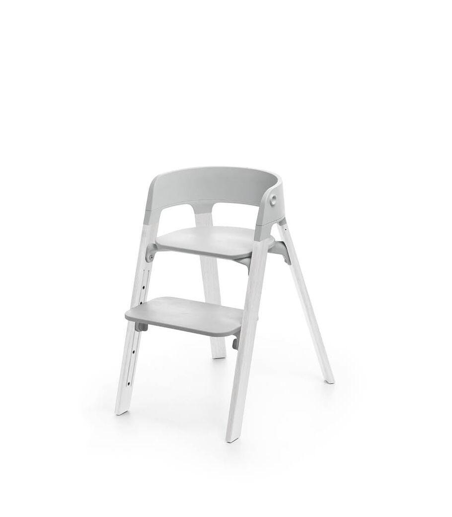 Стул Stokke® Steps™, Oak White, mainview view 10