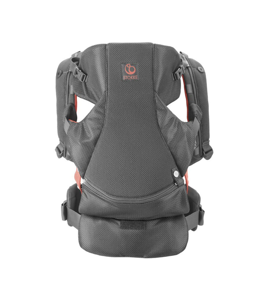 Stokke® MyCarrier™ Front Carrier, Coral Mesh. view 17
