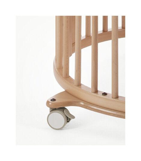 Stokke® Sleepi™ Mini - Łóżko mini Natural, Natural, mainview view 3