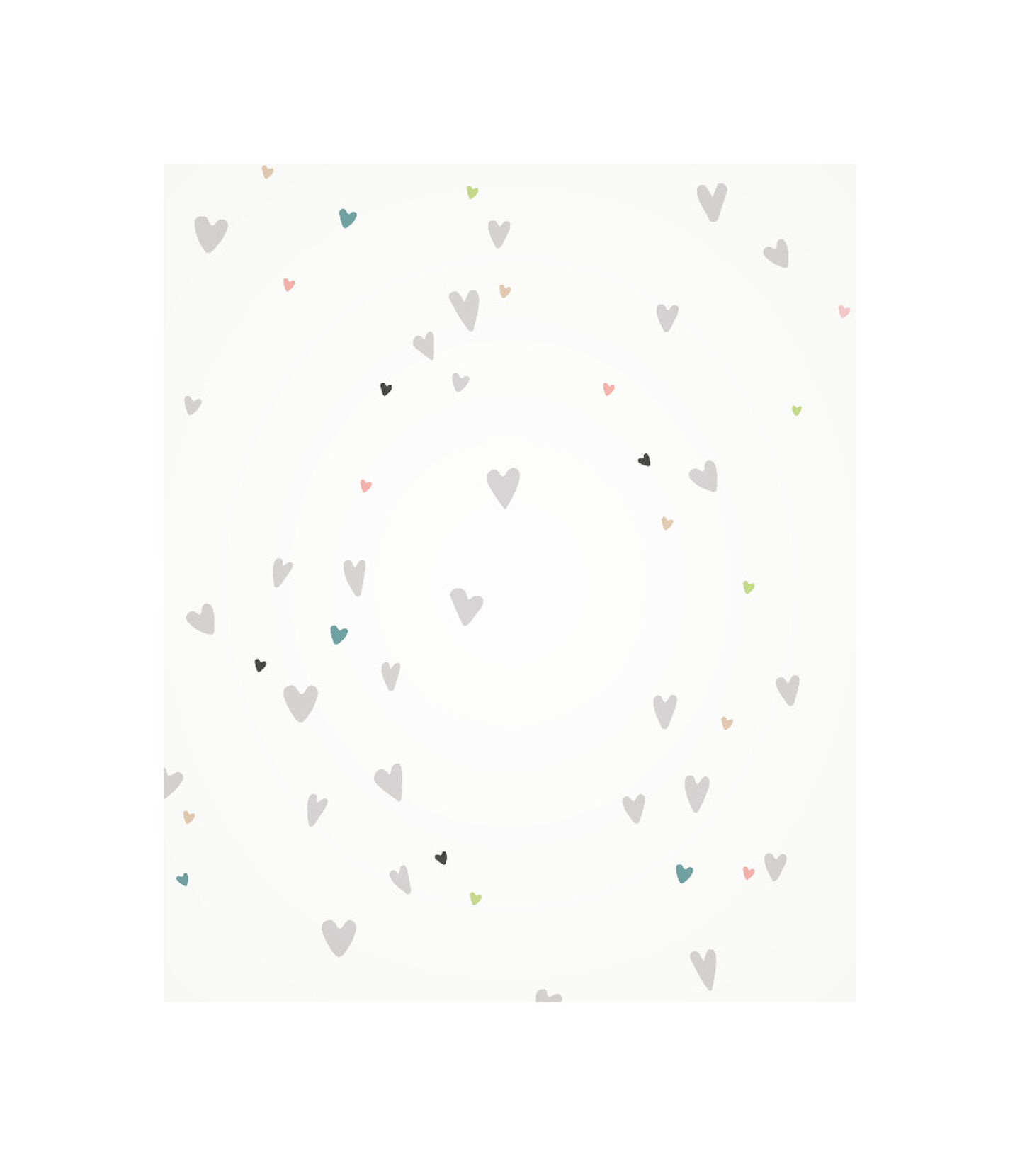 Tripp Trapp® Baby Cushion Print, Sweet Hearts, mainview view 3