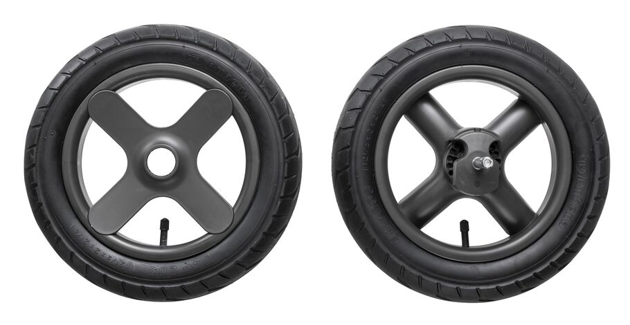 Stokke® Trailz Rear wheel complete set, , mainview