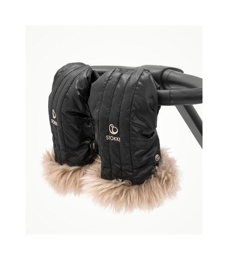 Stokke® Stroller Mittens, Onyx Black. Stokke® Xplory®. Accessories. view 3