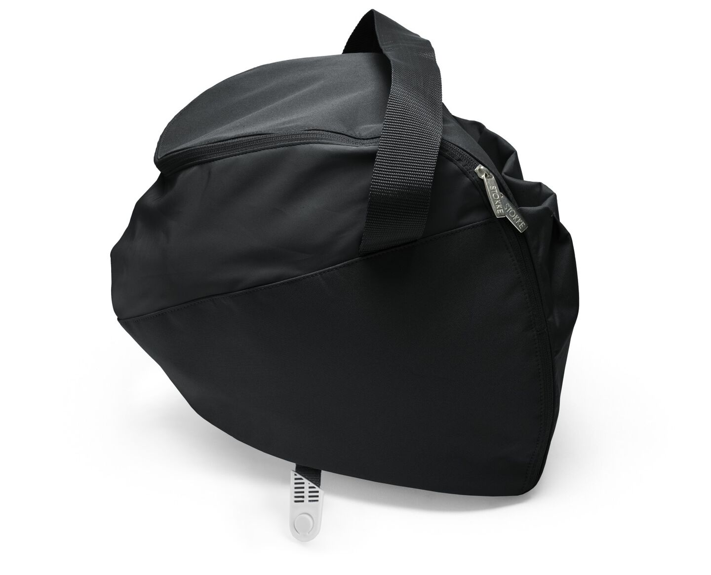 Stokke® Xplory® accessories. Shopping Bag, Black.