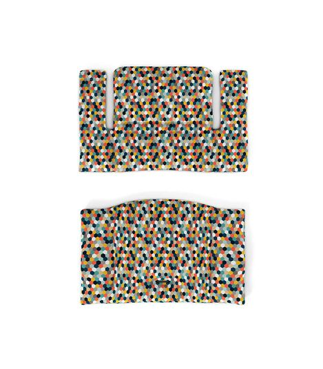 Tripp Trapp® Classic Cushion Honeycomb Happy. Flatlay. view 2
