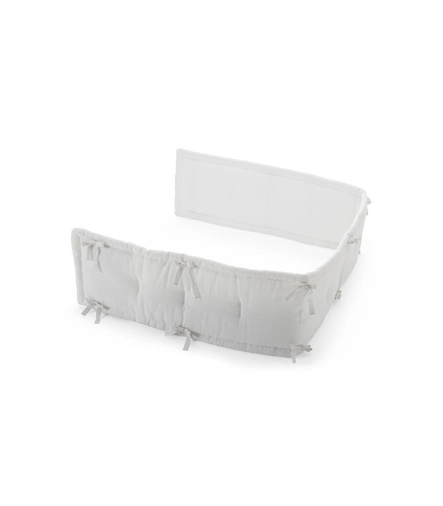 Stokke® Half Bumper, White.