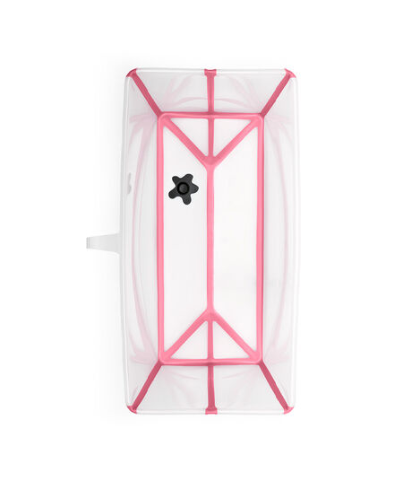 Stokke® Flexi Bath® Heat Trans Pink, Transparent rose, mainview
