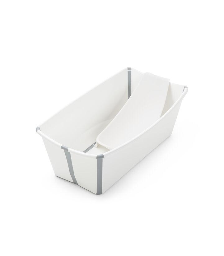 Stokke® Flexi Bath® Heat Bundle White, Bianco, mainview view 1