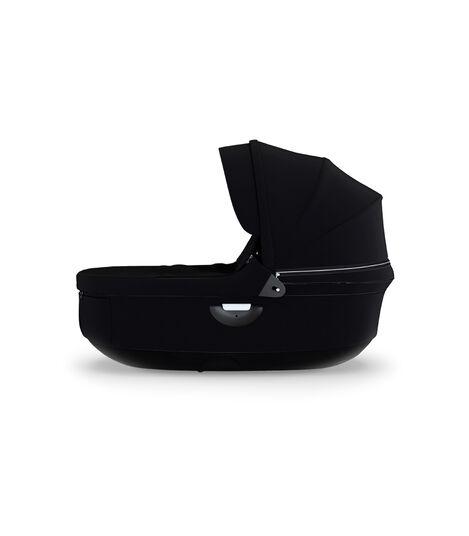 Strokke® Stroller Carry Cot, Black.