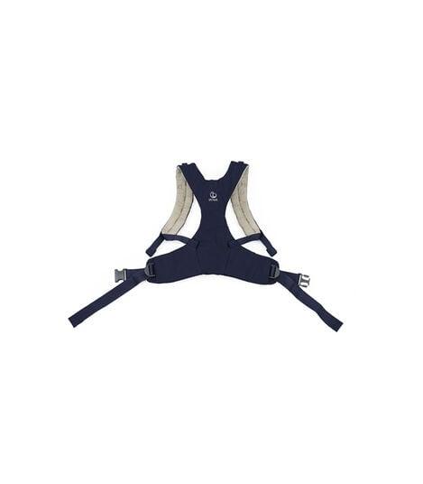 Stokke® MyCarrier™ Harness, Deep Blue. view 2