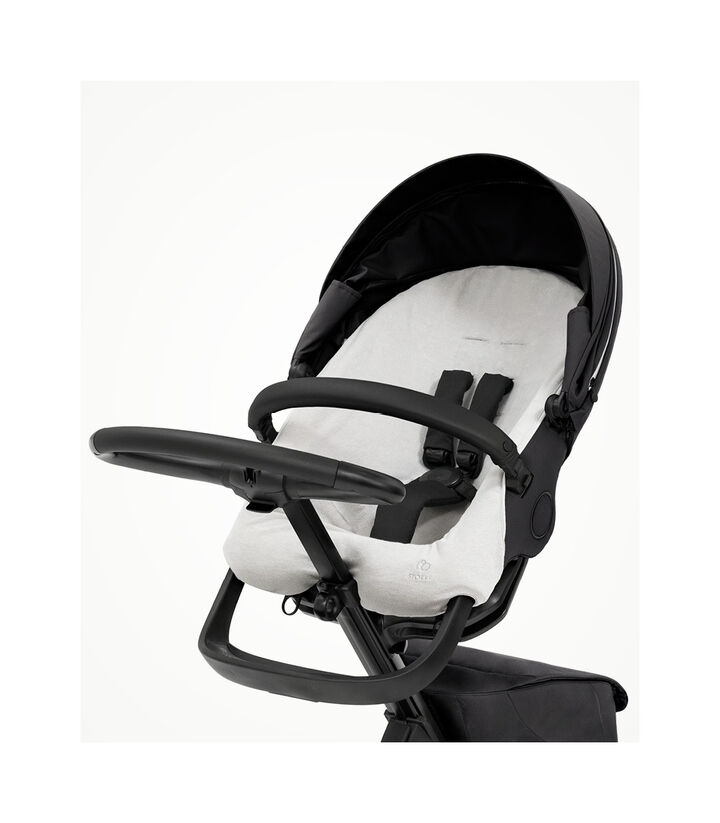 Stokke® Xplory® X Sommerbezug, Light Grey, mainview view 1
