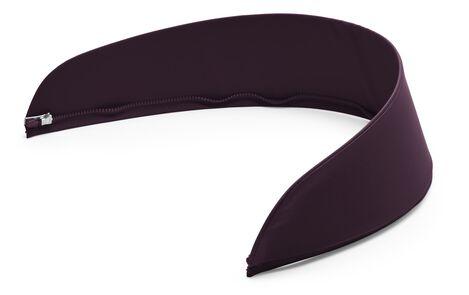 Stokke® Stroller Seat Spare part. 184105 Stroller Visor for Hood, Purple.