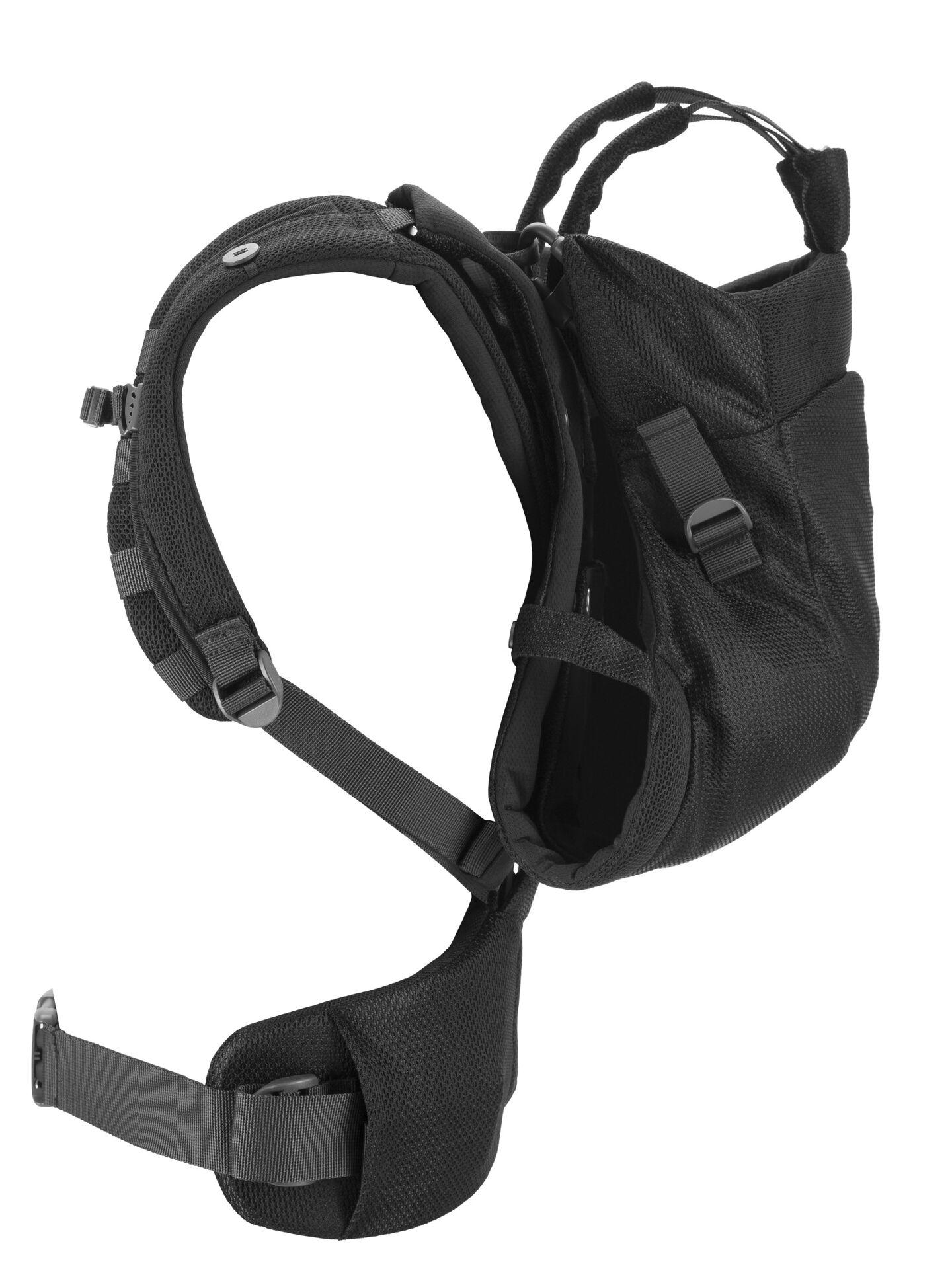 Stokke® MyCarrier™ Back Carrier Black.