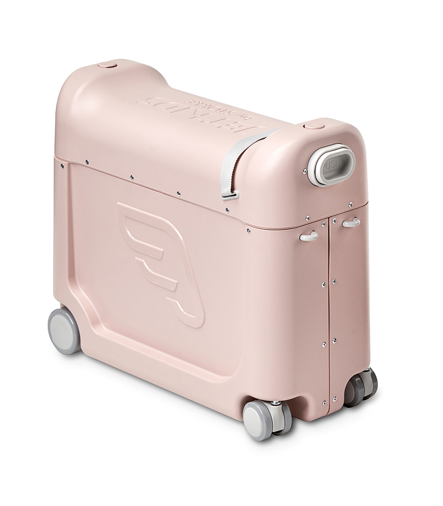 JetKids by Stokke® RideBox Pink, Pink Lemonade, mainview view 2