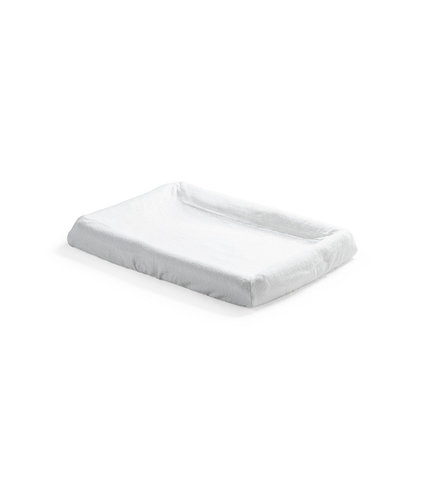 Stokke® Home™ Changer Mattress Cover 2pc White, , mainview view 2