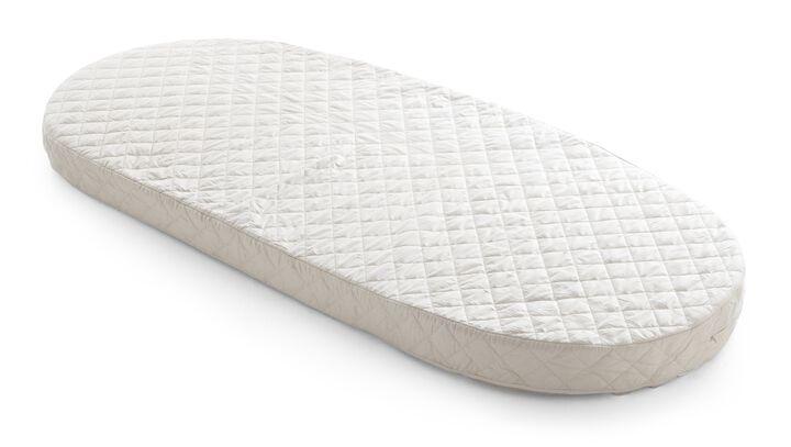 Stokke® Sleepi™ Junior Mattress with mattress cover.