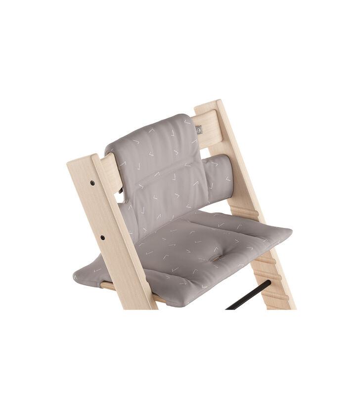 Tripp Trapp® Classic Cushion Icon Grey OCS, Icon Gray, mainview view 1