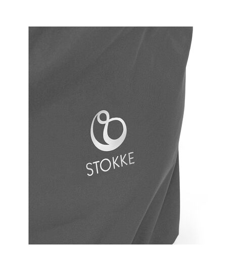 Stokke® Clikk™ Travel Bag Dark Grey, Kolor ciemno szary, mainview view 5