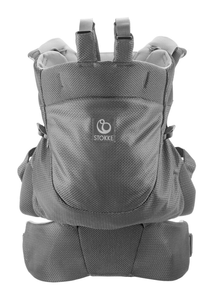 Stokke® MyCarrier™ Back Carrier Grey Mesh