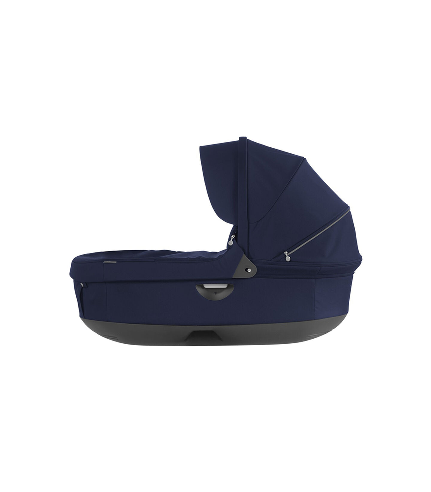 Stokke® Stroller Carry Cot. Deep Blue. (Canopy not included).