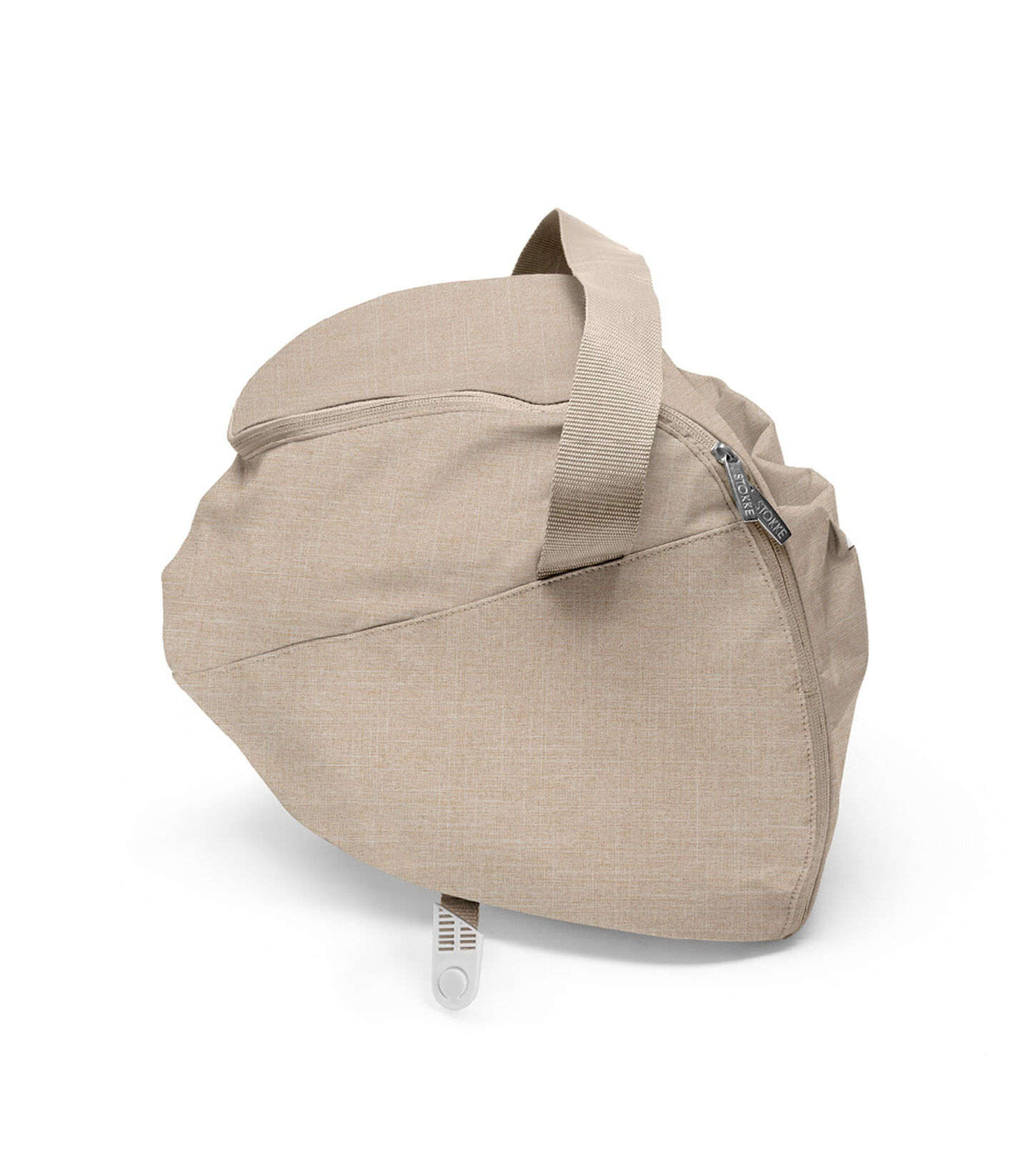 Stokke® Xplory® Shopping Bag V5, Beige Melange. view 2