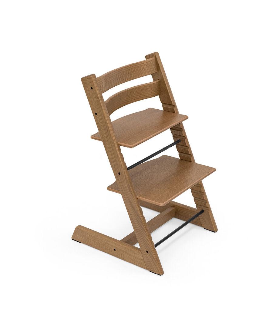 Tripp Trapp® chair Oak Brown. view 4