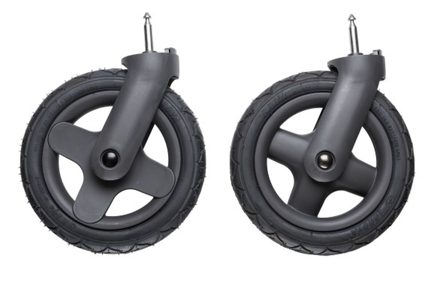 Stokke® Scoot™ Front wheel set complete, , mainview view 1