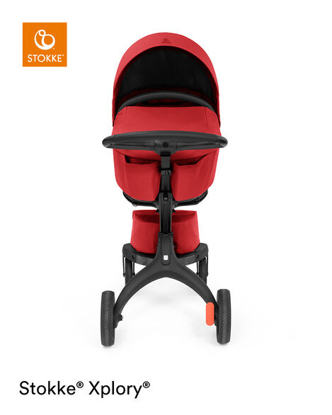 Stokke® Xplory® X Carry Cot Ruby Red, Рубиново-красный, mainview view 9