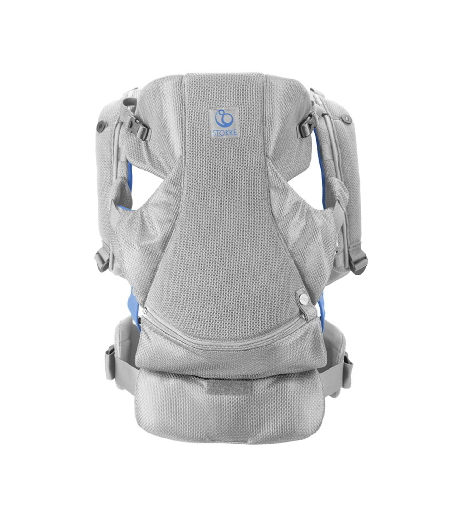 Stokke® MyCarrier™ Front Carrier, Marina Mesh. view 2