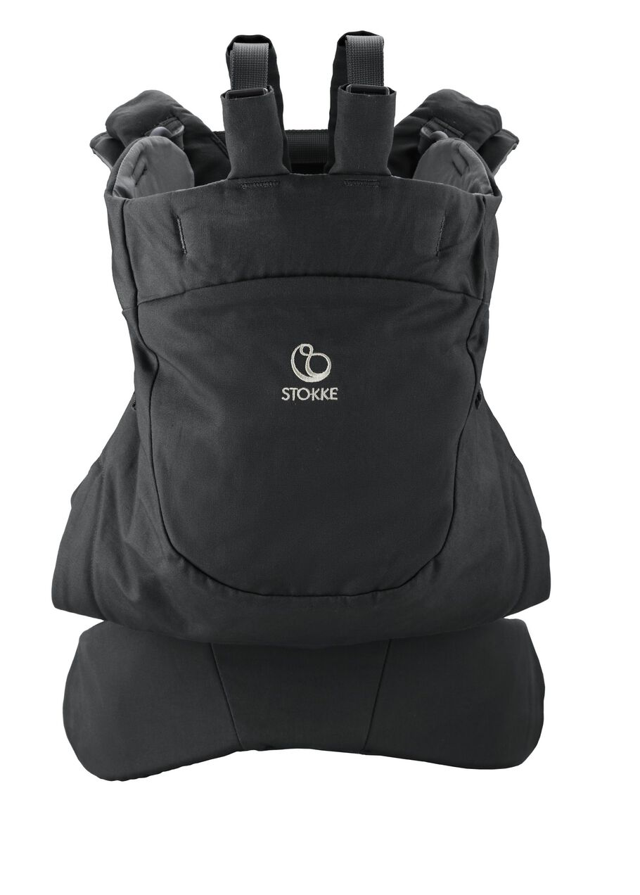 Stokke® MyCarrier™ Back Carrier Black.