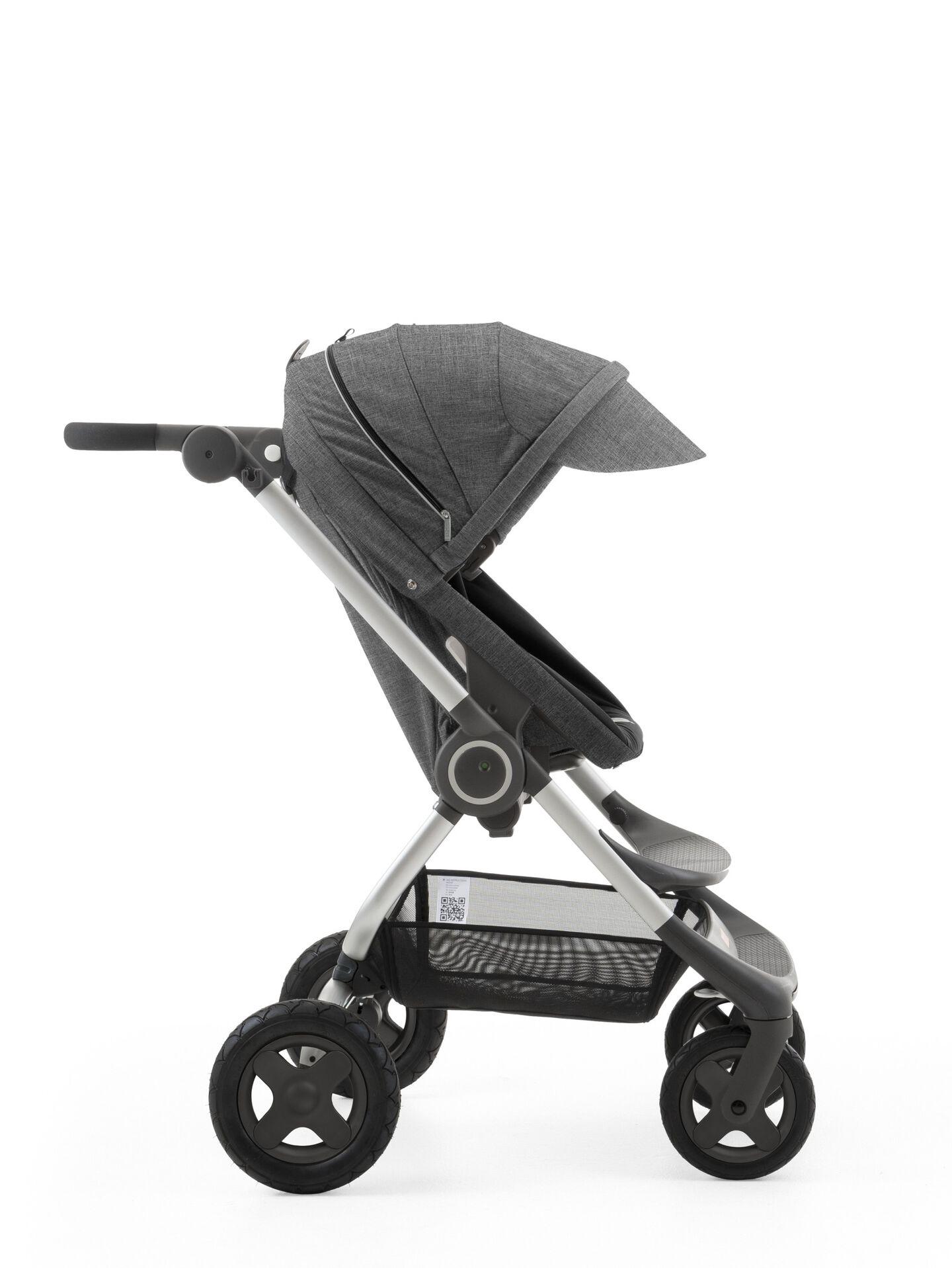 Stokke® Scoot™ Black Melange.
