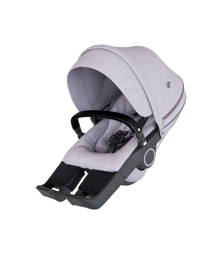 Stokke® Stroller Seat, Brushed Lilac, mainview view 1