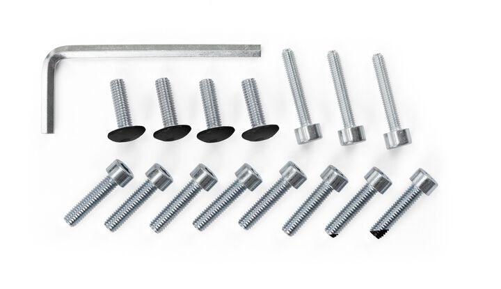Stokke® Steps™ Chair Screw Bag. Black.