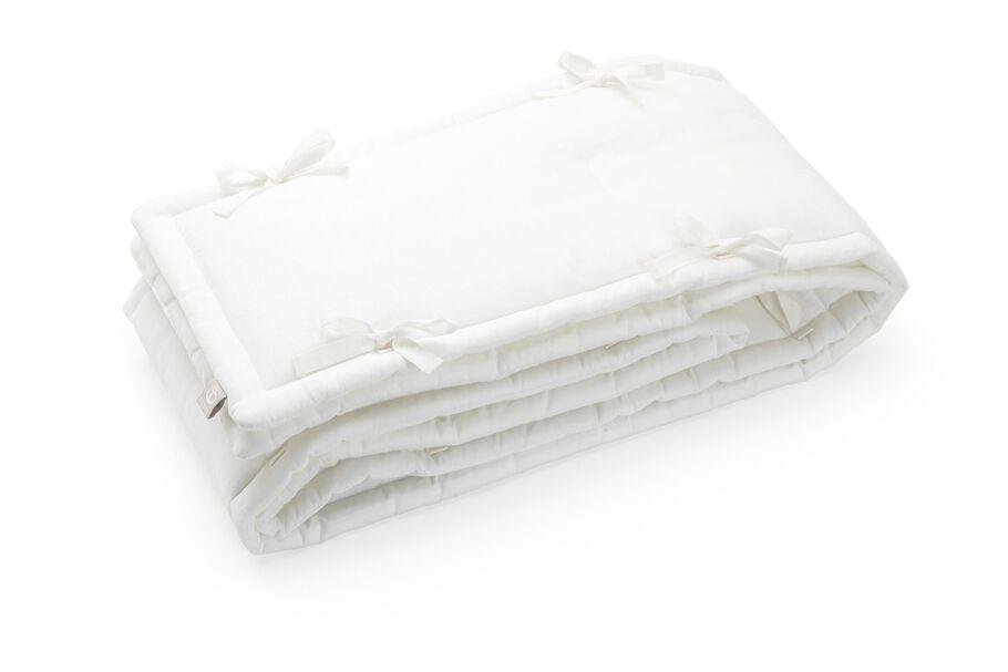 Stokke® Sleepi™ Bed Bumper, White.