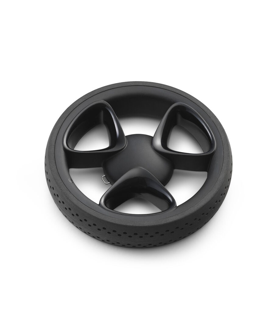 Stokke® Xplory® wheels. Detail.