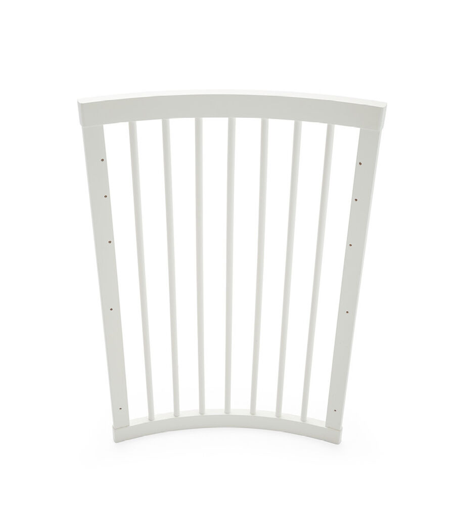 Stokke® Care™ Spare part. 164704 Care 09 Side assembly White.