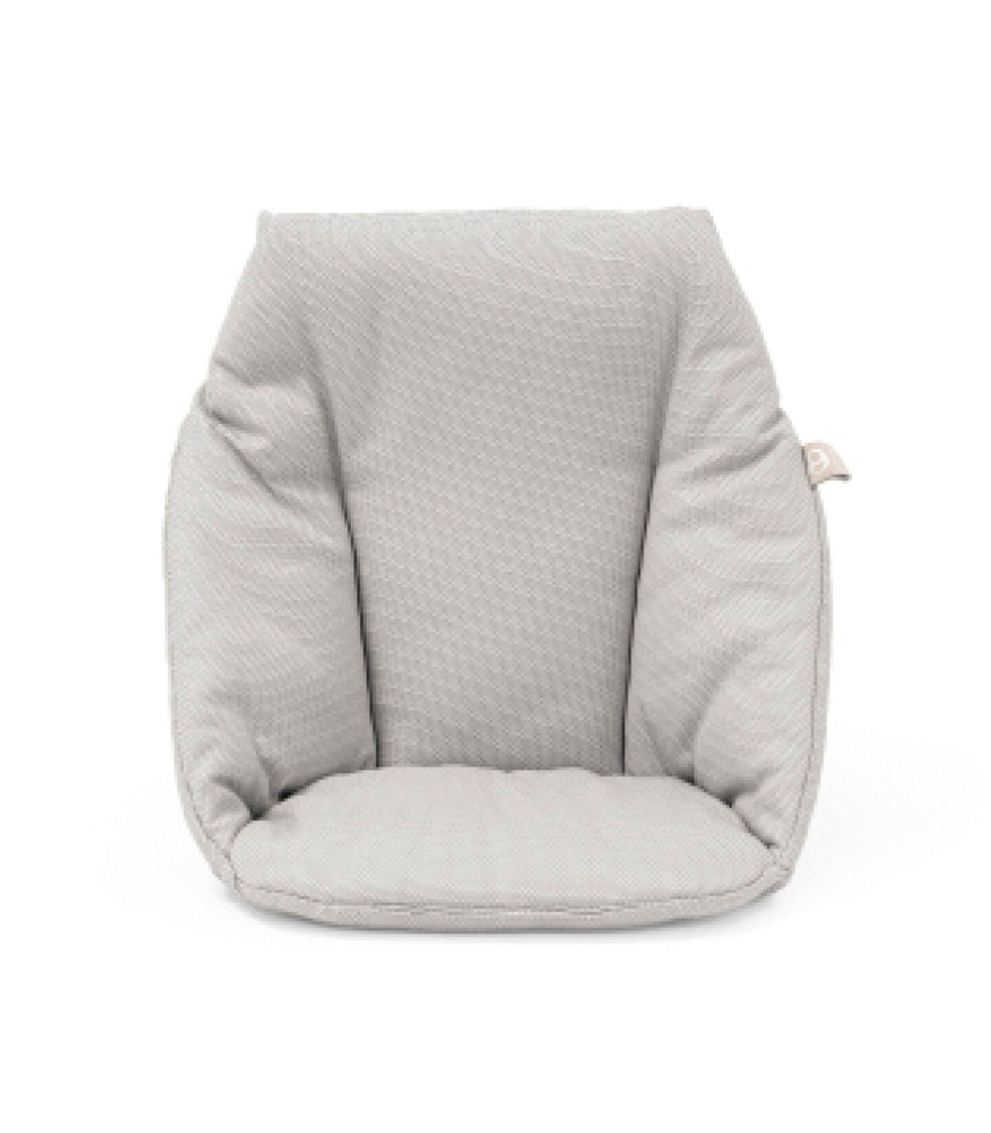 Tripp Trapp® Baby Cushion Timeless Grey OCS, Timeless Grey, mainview