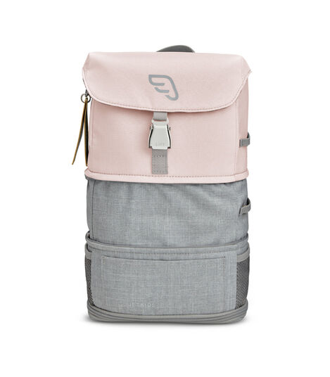 JetKids™ by Stokke® Crew BackPack Pink Lemonade, expanded view 5