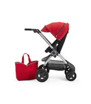 Stokke® Scoot™ with Style Kit Racing Red.