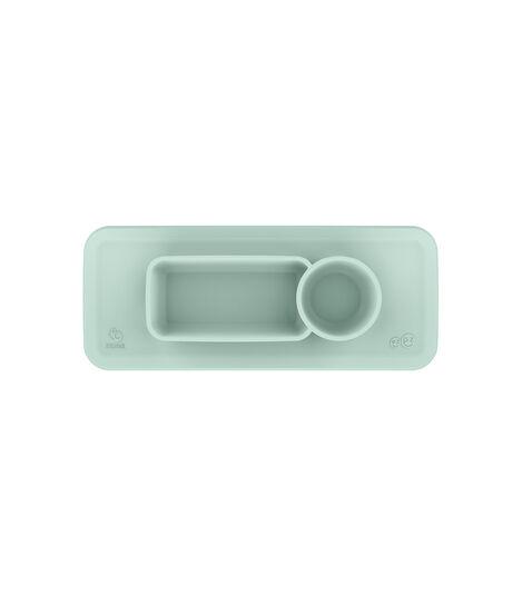 ezpz™ by Stokke™ placemat for Clikk™ Tray Soft Mint, Menta Chiaro, mainview view 2