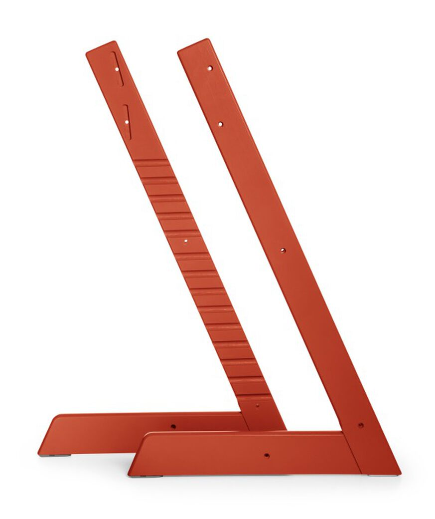 Tripp Trapp® Set med sidmedar, Lava Orange, mainview view 39